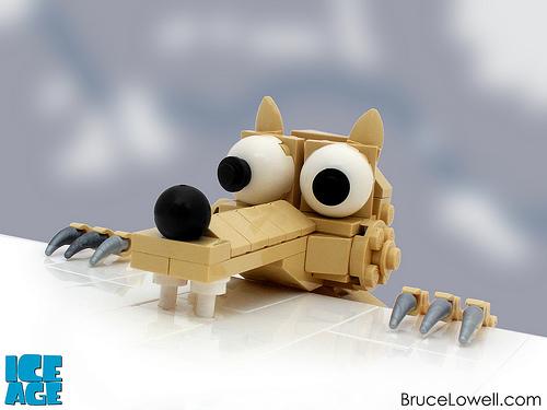 LEGO Scrat