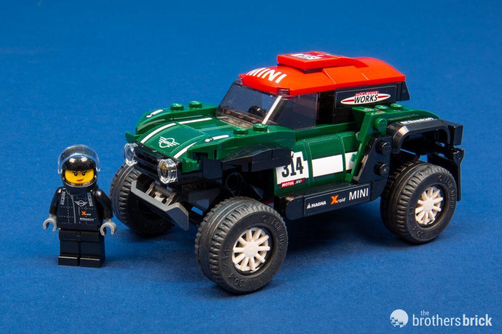 Lego Speed Champions 75894 1967 Mini Cooper S Rally And 2018 Mini