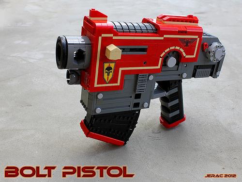 wh40k Bolt Pistol