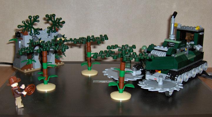 7626 Jungle Cutter
