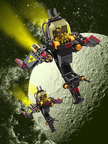 Blacktron Patrol