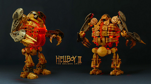 Hellboy II The Golden Army: Robot