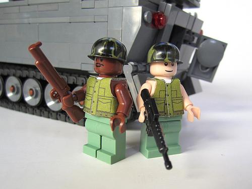 M113 ACAV Soldier