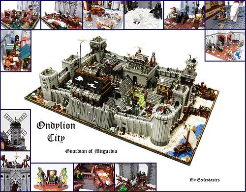 Ondylion City, Guardian of Mitgardia