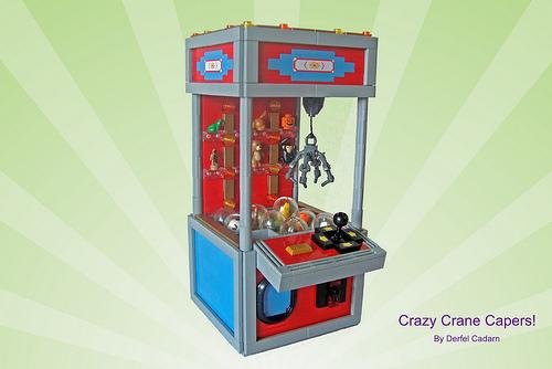 Crazy Crane Capers