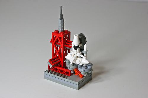Micro Nasa Shuttle