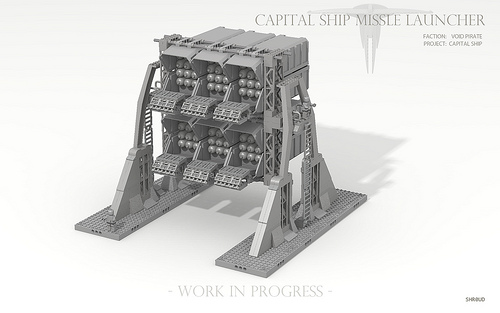 Capital Ship - Capital Missile Launcher (Open)