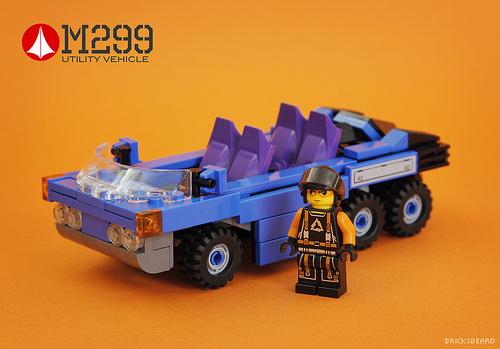 M299 Utility Vehicle
