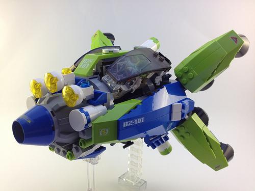 Tachyon Turtle - GARC Group B Racer