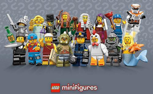 LEGO Collectible Minifigures Series 9 - 71000