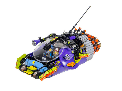 GARC Racer -- Techno Ohmu