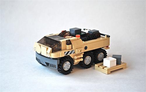 AV Transport Truck