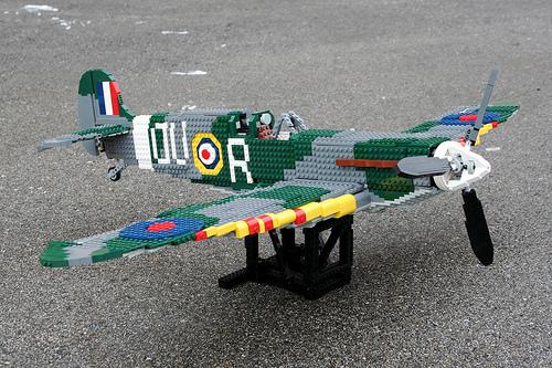 Spitfire Right