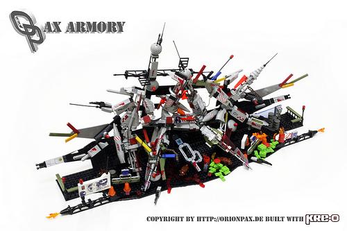 KRE-O PAX Armory