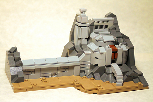 LEGO Micro Helm's Deep