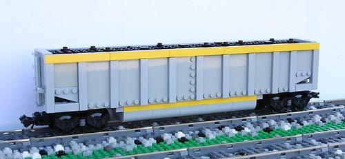 Modern Aluminum Gondola