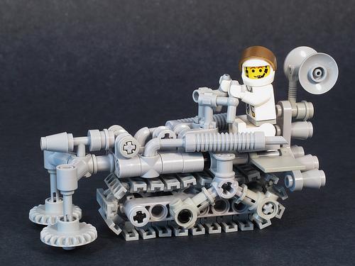 Lunar Duster - Alternative Controls #3