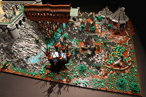 Whomping Willow, Aragog, Buckbeak in the pumpkins