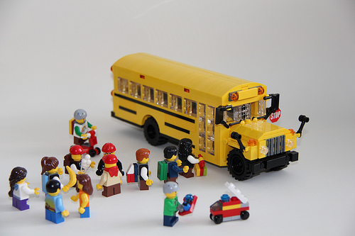Bluebird International S700 School Bus