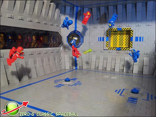 Zero-G Classic Spaceball