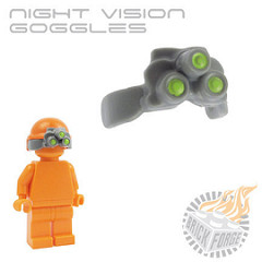 Night Vision Goggles - Dark Bley