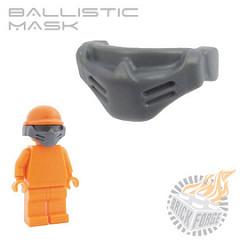Ballistic Mask - Dark Bley