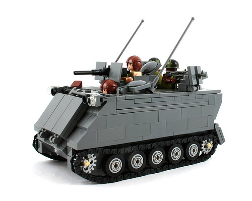 M113 APC / ACAV