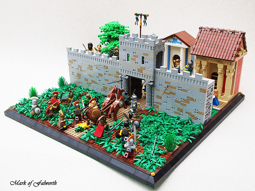 The Siege of Troy (main)