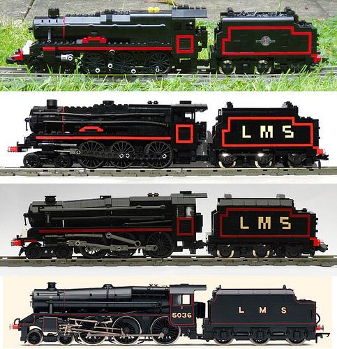 Black 5 Evolution