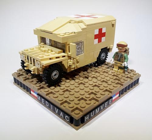 Medivac Humvee