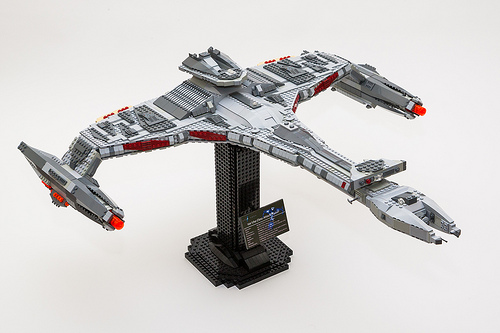 Vor'Char Class Klingon Bird of Prey - 3