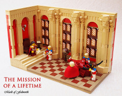 (LCC) The Mission of a Lifetime