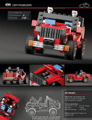 The LEGO Build-it Book, Vol. 1: Amazing Vehicles (p. 15)