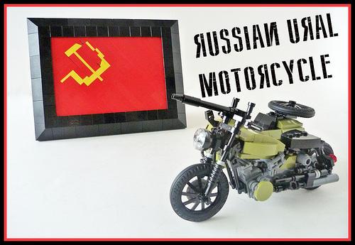 Russian Ural 2