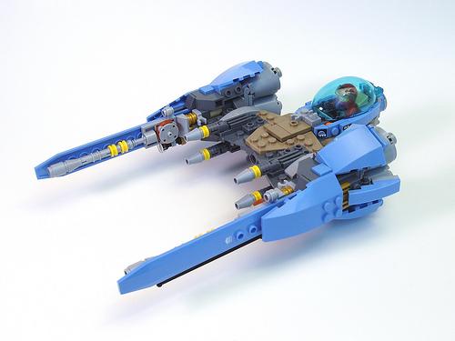 DB-15 Aethershrike