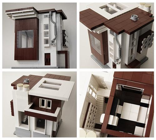 Mini Modern Residence 2