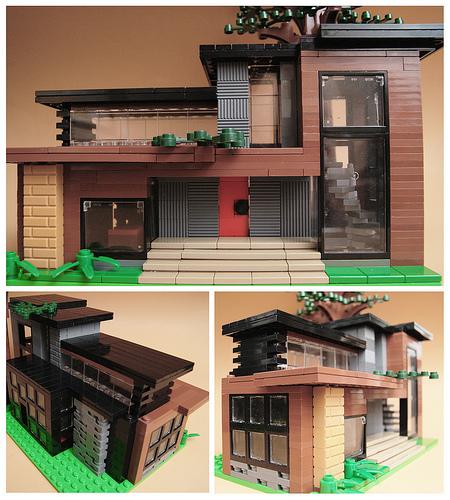 Mini Modern Residence 3