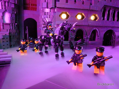 Lego Lady Gaga, Highway Unicorn