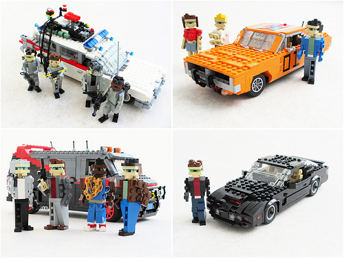 Cars from the eighties