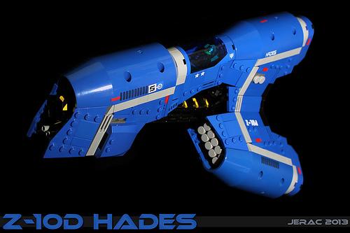 Hades starfighter
