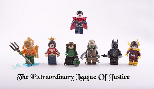The Extraordinary League of Justice