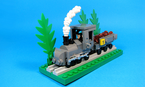 Micro monkey train