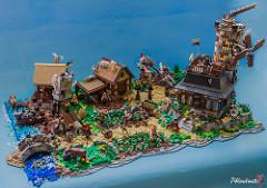 Steam Castle Falls 1/3 - Main Picture