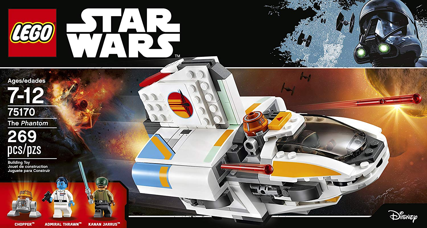 LEGO Star Wars 75170 The Phantom set