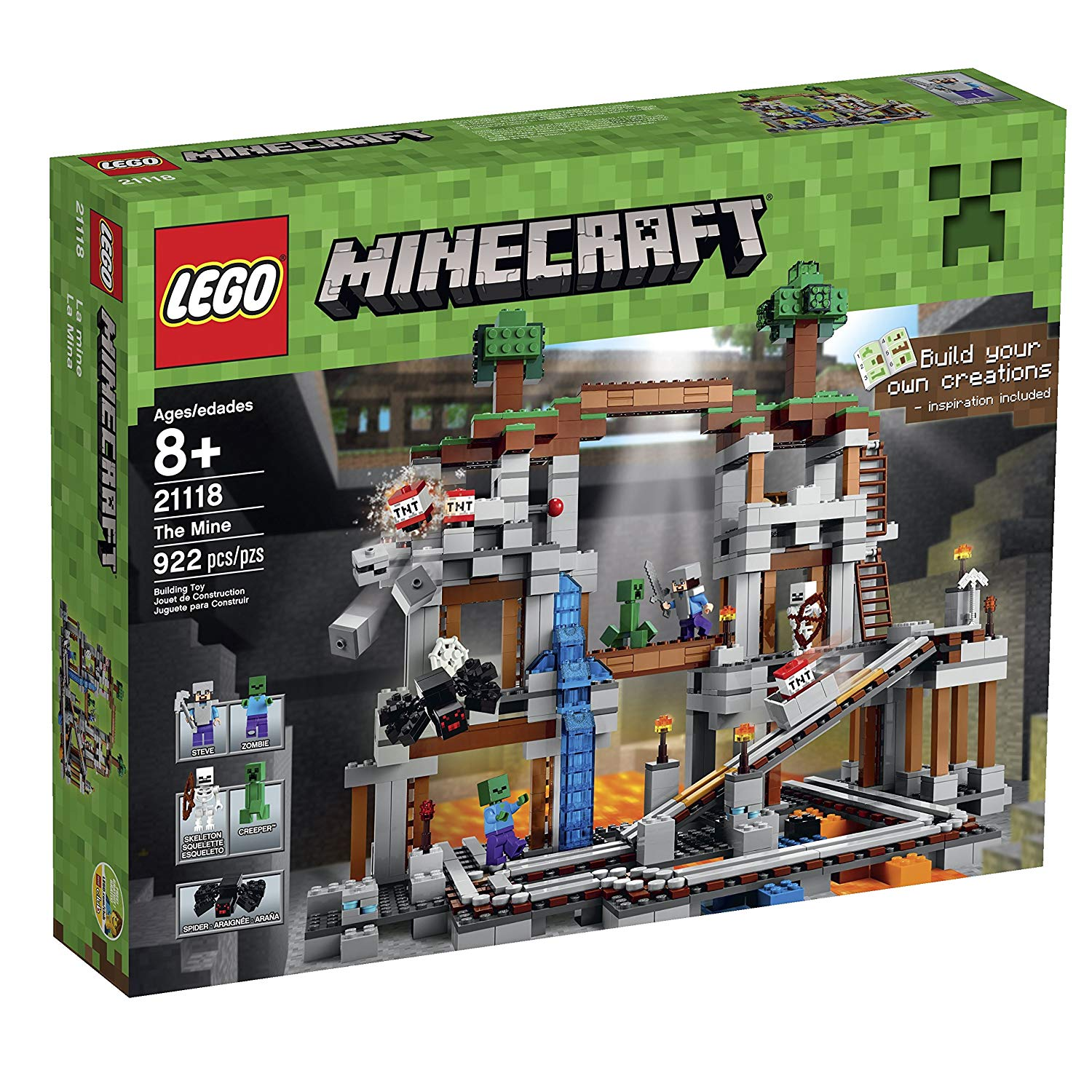 Lego ArchivesPage Minecraft Brick Of 3 Brothers The 2 NywPvm8On0