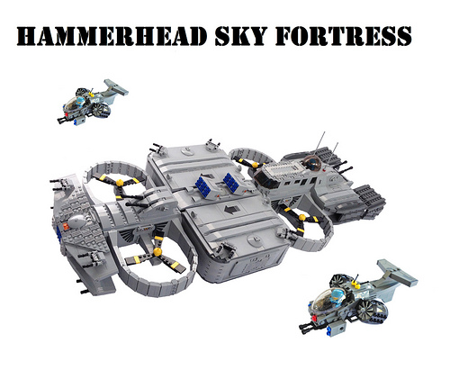 "Hammerhead Sky Fortress ""Emperor's Victory"""