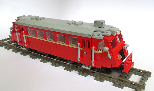 Scandia Railbus