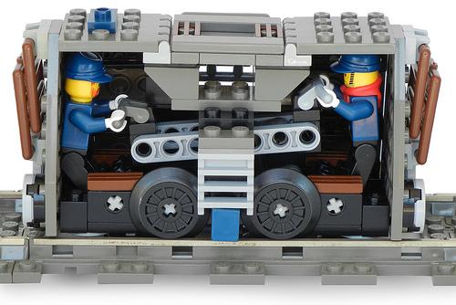 "Armored Handcar (""Jigger-Class"" Steam Railtank Mk. LXXIV) (interior)"