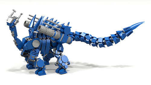 """Ultraterius"" Zoid"