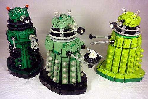 LEGO Daleks 3 Ironsides